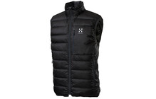 Haglöfs Men's Bivvy Down Vest black